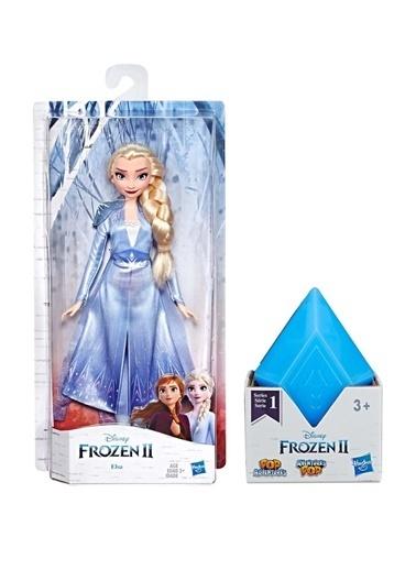 Hasbro Disney Frozen 2 Elsa + Pop Adventures Sürpriz Kutu Renkli